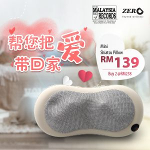 Mini Shiatsu Massage Pillow
